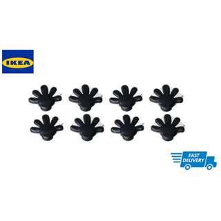 IKEA PATRULL Corner bumper, black