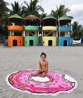 Mandala Beach Roundies