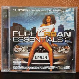 2CD》Urban Essentials 2