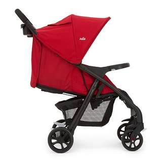 Joie Muze Lx (Red Color)