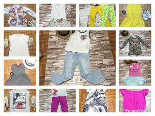 AVAILABLE GIRLS APPAREL