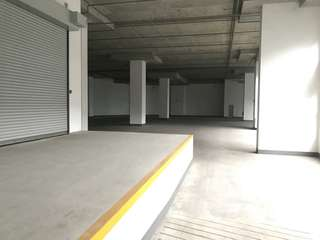 Dedicated Loading Bay B2 space