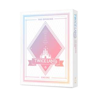 [MY GO] TWICE 1ST TOUR‬  ‪TWICELAND -THE OPENING [ENCORE]‬ ‪DVD
