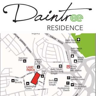 New Launch at District 21 - Daintree residences, Visit Www.daintreecondolaunch.com