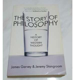 [Educational Book] The Story of Philosophy: A History of Western Thought