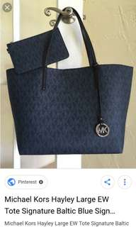 Original Michael Kors large tote ( Now only 5,500 rush sale)
