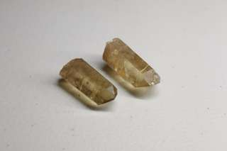 NATURAL CITRINE Crystal Points #4