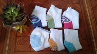 Take all socks