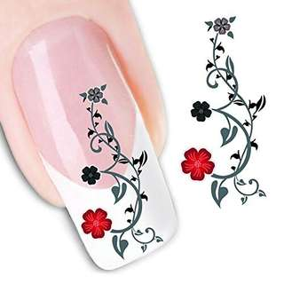 50 Nail Art Sticker Pads