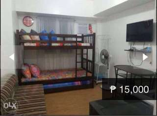 Condo unit for rent(Fully furnished)