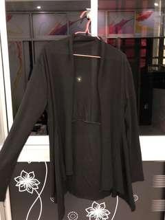 Black Style Cardigan
