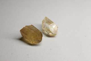 NATURAL CITRINE Crystal Points #6
