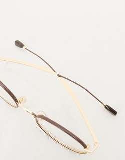 🚚 金邊眼鏡