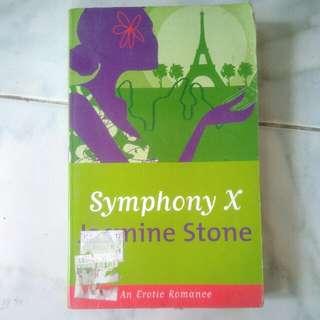 Symphony X by Jasmine Stone