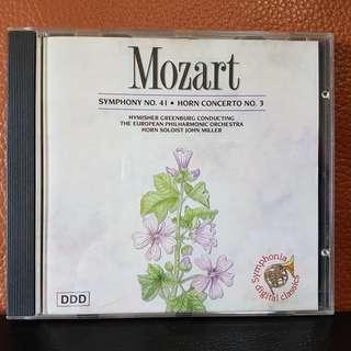Classical CD》Mozart