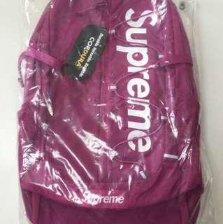 Supreme backpack wtaps visvim off white 424 nike vans adidas