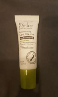 By Nature Eye Cream