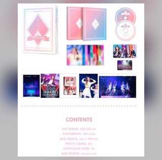 [Preorder] TWICE-TWICELAND OPENING ENCORE CONCERT DVD