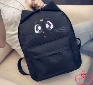 SAILORMOON LUNA BACKPACK