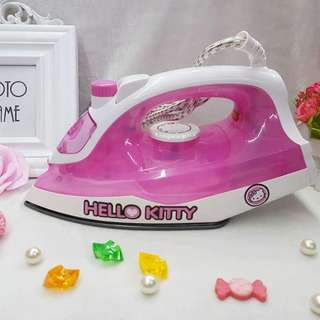 Hello Kitty iron