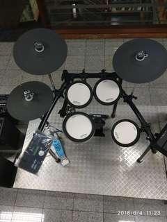 Yamaha Drum Elektrik DTX 562K bisa dicicil Tanpa DP