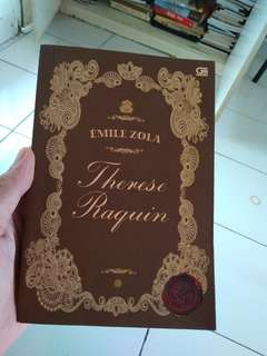 Therese Requin - Emille Zola