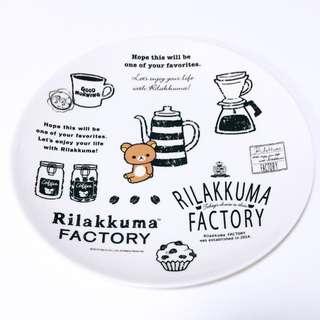 Rilakkuma Factory - Melamin Plate