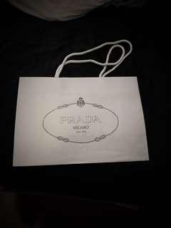 Prada Paperbag Original