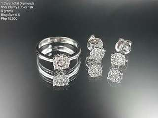 Real Diamond set