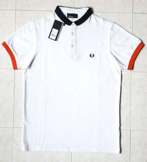 [NEW] Fred Perry polo tee (Authentic)