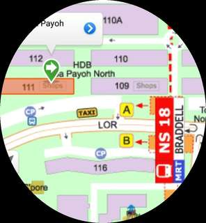 Toa Payoh HDB for Rent - Next to MRT
