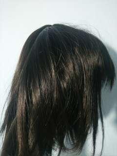 Wig pendek wanita