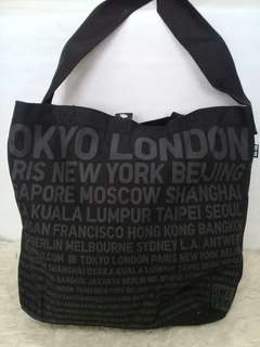 NWT uniqlo world city sling shoulder bags