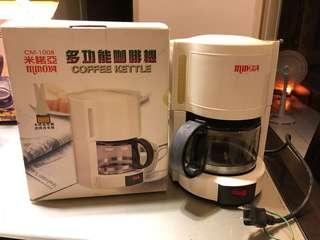 🚚 米諾亞 多功能咖啡機CM1008