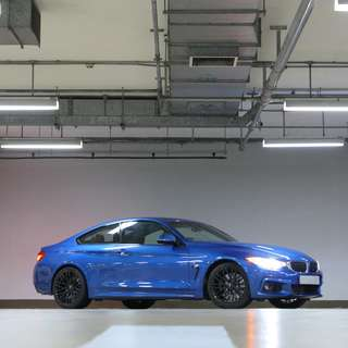 BMW 435I M SPORT COUPE (2013)