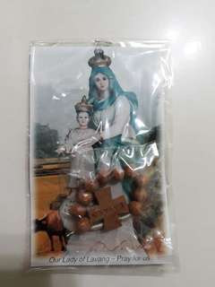 Our Lady of Lavang Rosary and Card