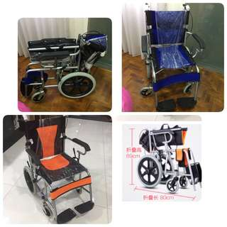 Simply Sale -PREMIUM lightweight foldable Wheelchair