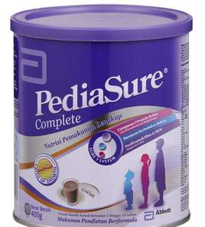 Pediasure 400g (chocolate)