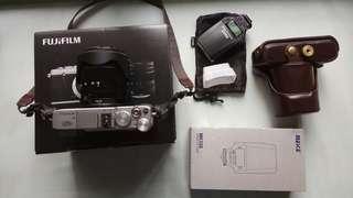 Fujifilm X-E2, 18-55 f2.8-4, Meike MK320