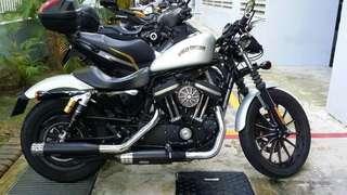 Harley Davidson Iron 883 (XL883N)