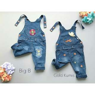 Overall Big B Gold Import