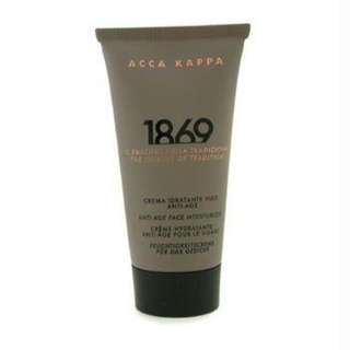 Best International Product Acca Kappa ORI Italy - 1869 Anti Age Moisturizer 50ml For Men 853407