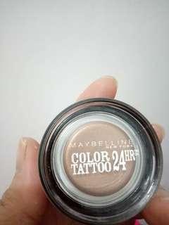 Maybelline Cream Eyeshadow