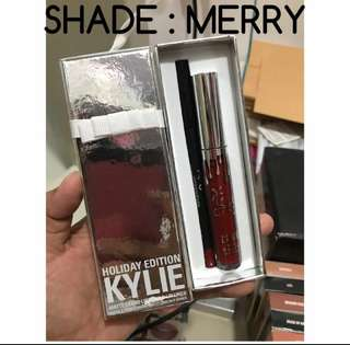 AUTHENTIC KYLIE HOLIDAY EDITION