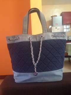 Chanel Bag with code