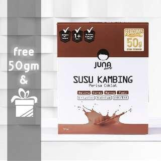 SUSU JUNA + FRRRGIFT + FREE 50G