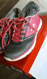 Fila Pink Running Shoes size 7 USA