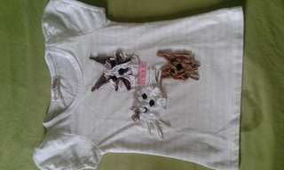 Blouse for 2 years old