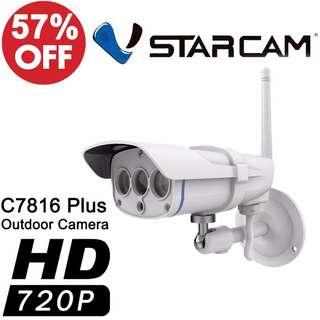 Vstarcam C7816WIP Plus 720P IP67 Waterproof Outdoor IPCamera ****