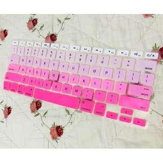 Macbook Keypad Gradient Pink